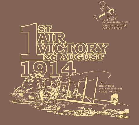 First Air Victory t-shirt