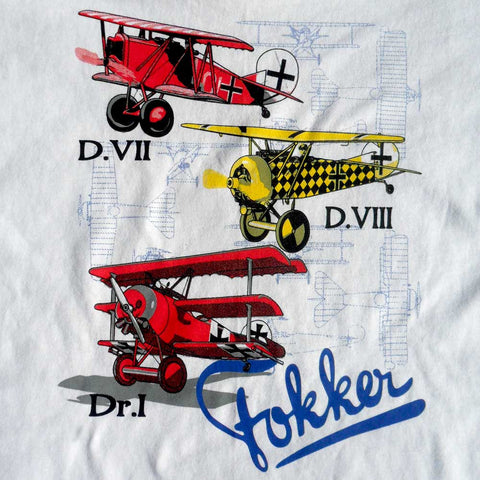 Fokkers t-shirt