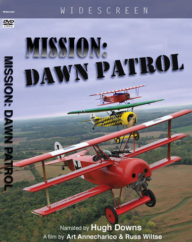Mission: Dawn Patrol dvd
