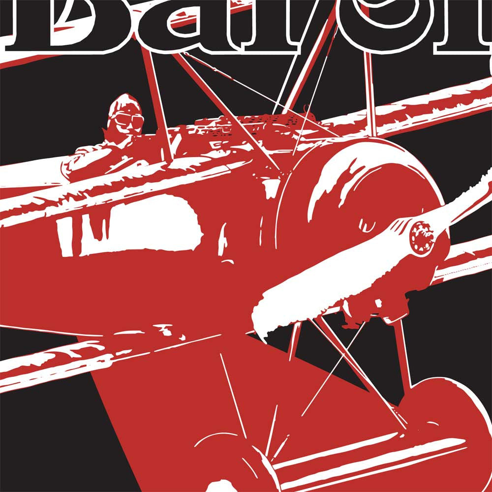 red baron t shirt great war stories gift shop. Black Bedroom Furniture Sets. Home Design Ideas