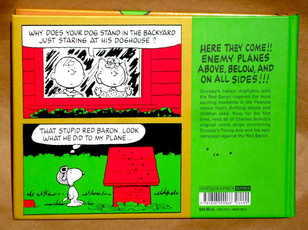 Snoopy vs. the Red Baron book