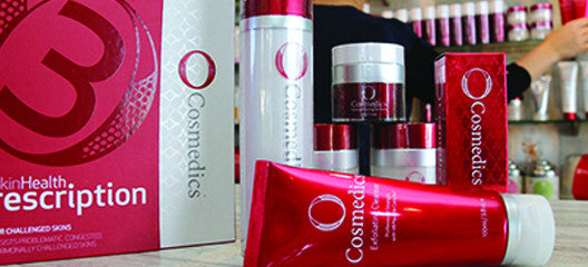 Get Skin Fit with O Cosmedics in August