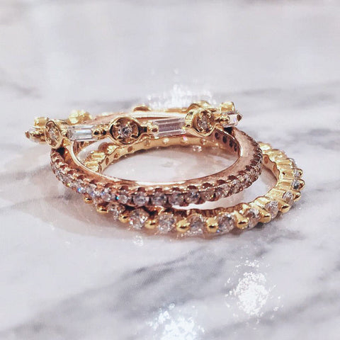 The Swag Stackable Rings