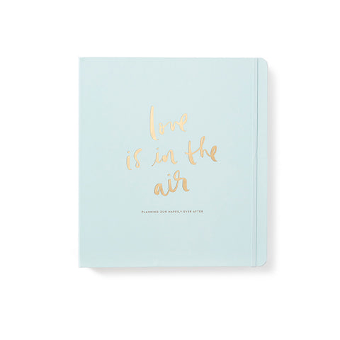 """Love is In the Air"" Wedding Planner"