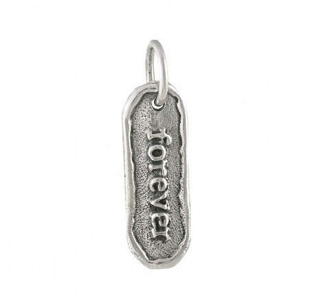 Word Play Charm - Forever