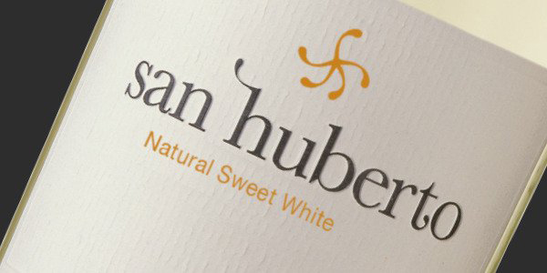 San Huberto Sweet wine collection