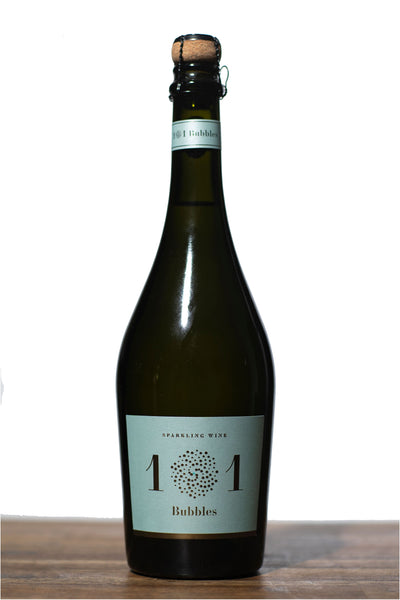 101 Bubbles Sparkling White Wine