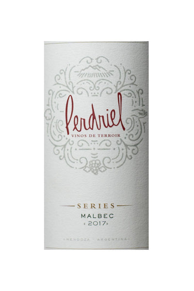 Limited Edition Perdriel Series Malbec 2017 + Glass