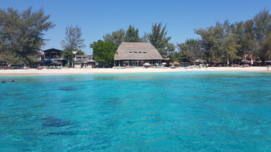 The Beautiful Islands of Gili Trawangan