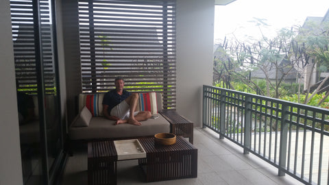 Fiji Club Intercontinental one bedroom Suite