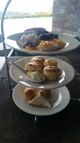 Fiji Club Intercontinental Lounge High Tea