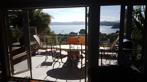 Coffee Sanctuary Palms Paihia New Zealand