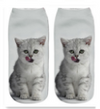 Super Cute 3D Cat Socks, Cat Socks - CLICKIT2YOU