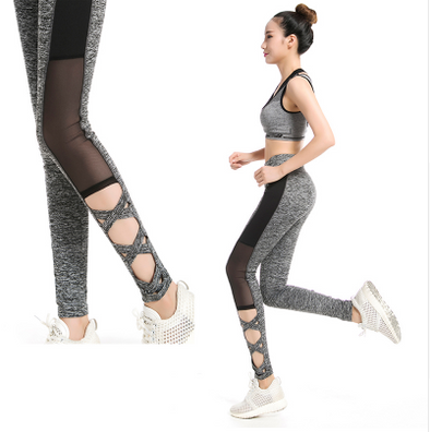 Mesh Legging Activewear, leggings - CLICKIT2YOU