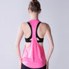 Fitness Sleeveless Top, top - CLICKIT2YOU