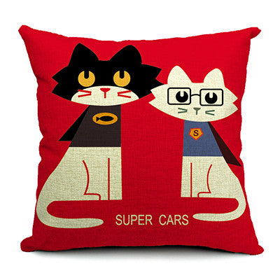 Decorative Art Decor Cushions, Pillow - CLICKIT2YOU