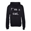 Womans Cat Sweatshirt/Hoodie - 50% OFF, hoodie - CLICKIT2YOU