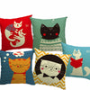 Decorative Cat Cushions - 50% OFF, Pillow - CLICKIT2YOU