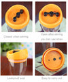 Self Stirring Mug, Mug - CLICKIT2YOU