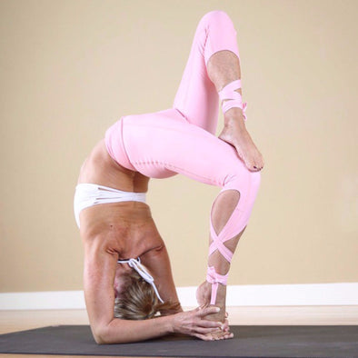 Ballet Spirit Yoga Pants, Yoga Pants - CLICKIT2YOU