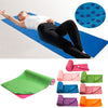 Cover Towel Mat for Fitness Exercise, Pilates & Yoga (non-slip), Yoga Mat - CLICKIT2YOU
