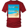 Beach Vibe Unisex T-shirt, T-shirt - CLICKIT2YOU