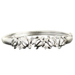 Hawaiian Jewelry 5 Honu Open Bangle