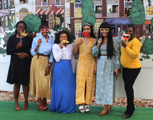 """Covered Girls' Meet-Up: A Modest Brunch"""