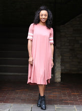 Bubble Gum Jersey Dress