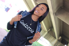 GodDIDit_. Unisex Tee Long-Sleeve