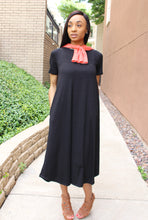 Black Free Fall Dress
