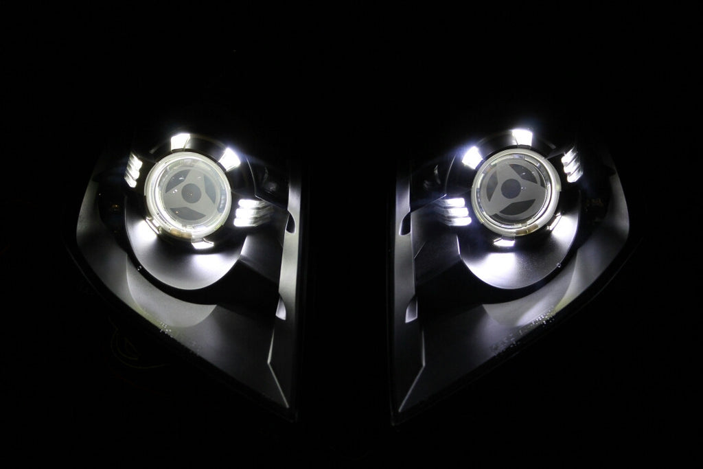 03 08 Nissan 350z Custom Headlights Per Set Yunique