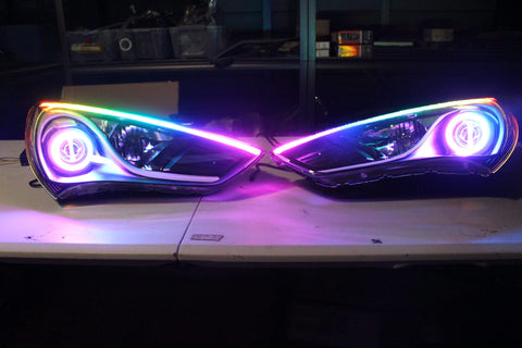 13-14 Hyundai Genesis Blueghozt Stage 3 Headlights