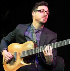 Bass guitarist Christopher Hale to perform Flamenco-infused jazz