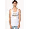 Bohemian Honey - Unisex Tank - White-Bohemian Guitars
