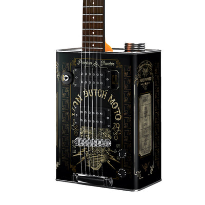 Von Dutch - Thunder - Limited Edition-guitar-Bohemian Guitars