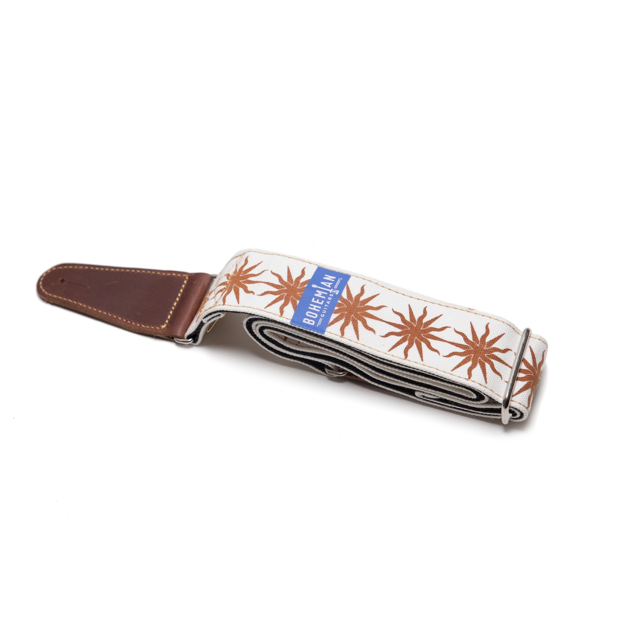 Accessory - Bohemian Guitars Seatbelt Guitar Strap - Stars