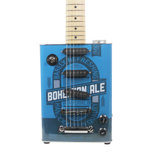 Guitar - Bohemian Ale - Electric Guitar -  3 X Single Coil