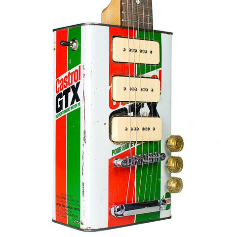 Guitar - Castrol - Electric Guitar - P90, P90, P90