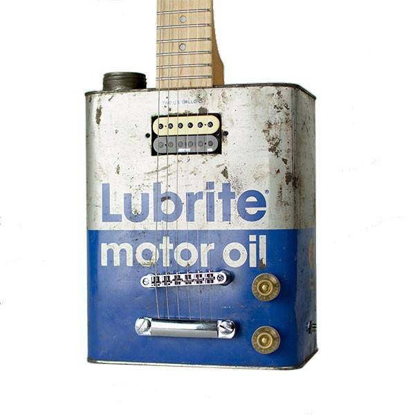 Guitar - Lubrite - Electric Guitar - Humbucker