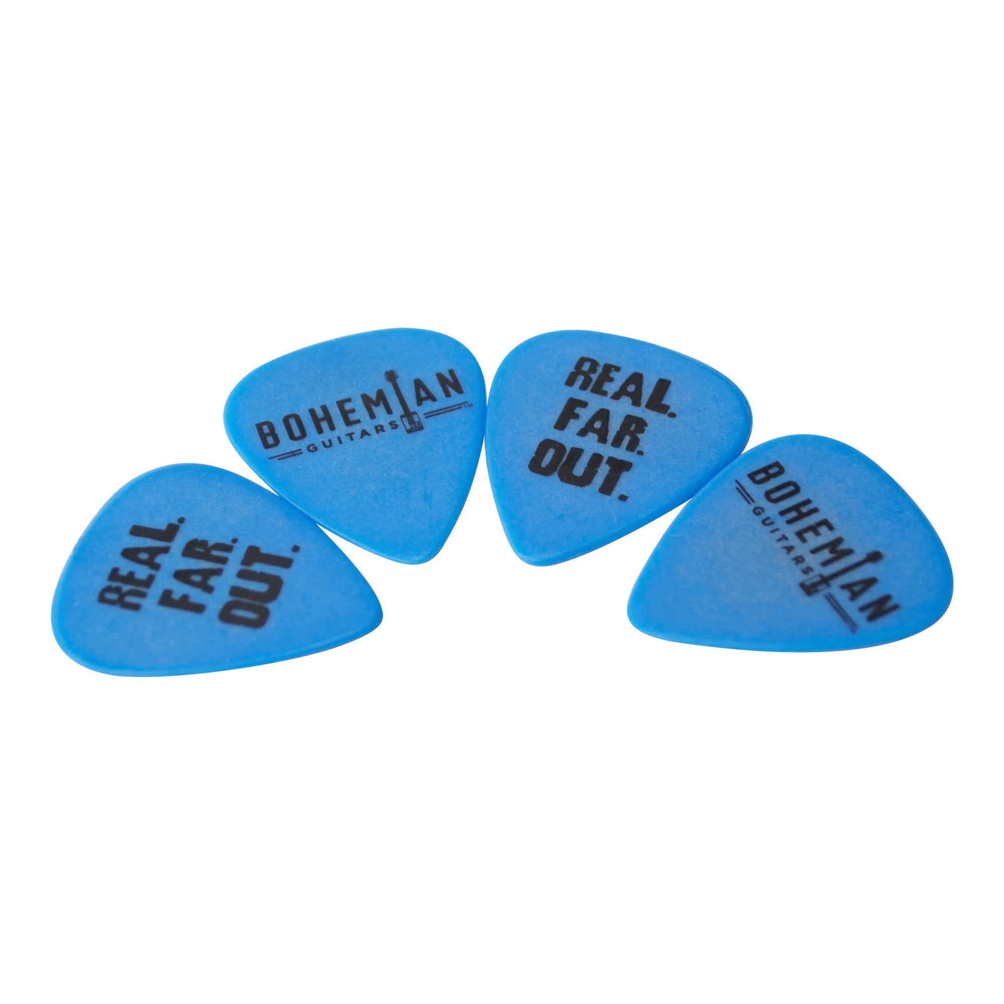 Bohemian Guitars - 50 Pick Packs-accessory-Bohemian Guitars