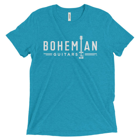"Shirts - Triblend Short Sleeve T-Shirt - ""Bohemian"""