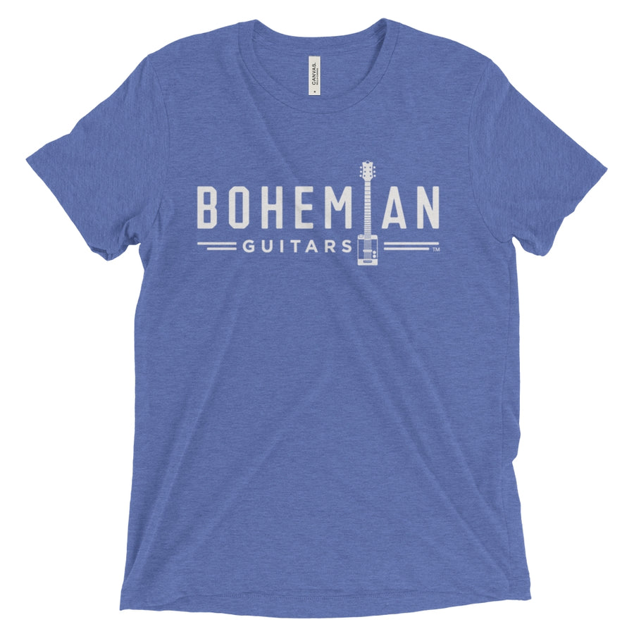 "Triblend Short Sleeve T-Shirt - ""Bohemian"""