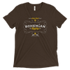 Shirts - Triblend Short Sleeve T-Shirt - Brown - Honey