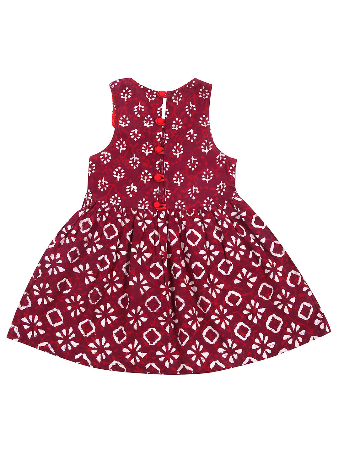 shoulder dori frock