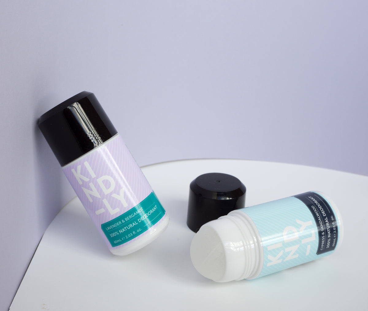 Deodorants – why go natural?