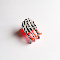 Jester Mini Orange Stripe Claw