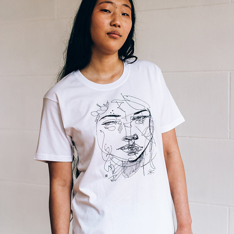 Flight Face T-Shirt