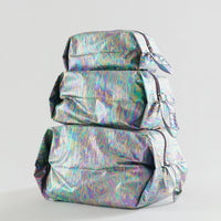 3D Zip Set – Rainbow Metallic