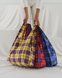 Standard Baggu Set Of Three – Tartans